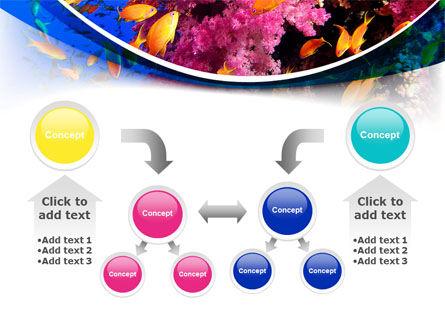 Coral Reef Fishing PowerPoint Template Slide 19