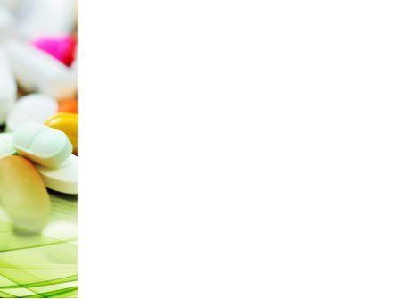 Medical Pills and Tablets PowerPoint Template, Slide 3, 09418, Medical — PoweredTemplate.com