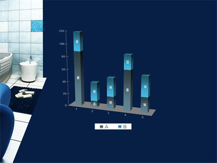 Bathroom Interior PowerPoint Template Slide 17
