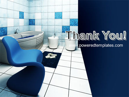 Bathroom Interior PowerPoint Template Slide 20