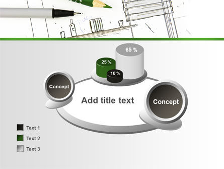 Kitchen Interior Design PowerPoint Template Slide 16