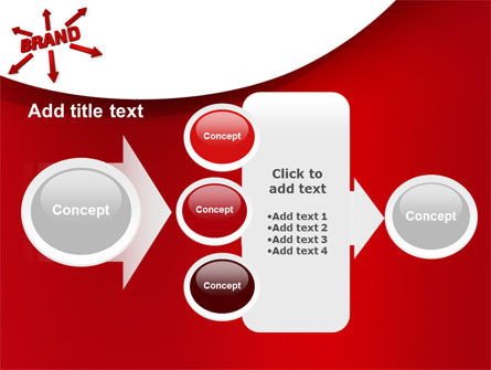 Brand PowerPoint Template Slide 17