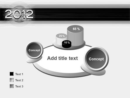 2012 Report PowerPoint Template Slide 16
