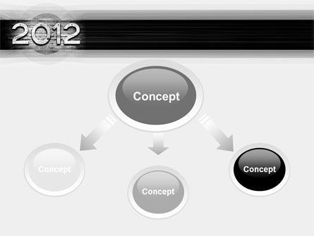 2012 Report PowerPoint Template Slide 4