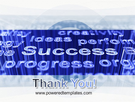 Success Ingredients In Business PowerPoint Template Slide 20