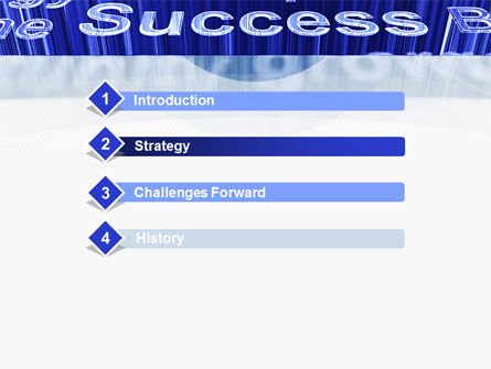 Success Ingredients In Business PowerPoint Template Slide 3