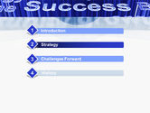 Success Ingredients In Business PowerPoint Template#3