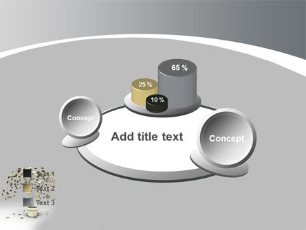 Coins On Money Tree PowerPoint Template Slide 16