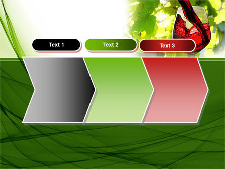 Red Winegrowing PowerPoint Template Slide 16