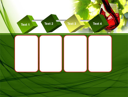 Red Winegrowing PowerPoint Template Slide 18