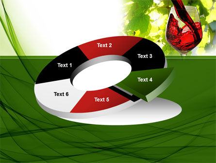 Red Winegrowing PowerPoint Template Slide 19