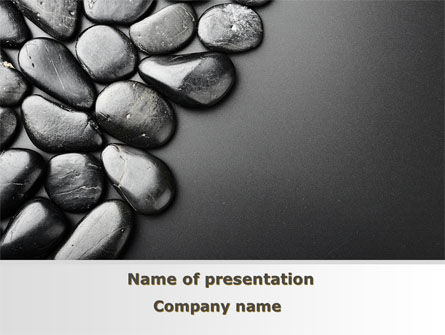Abstract/Textures: Gemology PowerPoint Template #09441