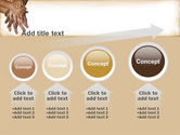 Palm to Palm PowerPoint Template#13