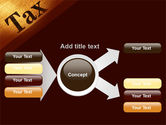 Tax PowerPoint Template#14