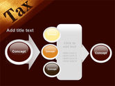 Tax PowerPoint Template#17