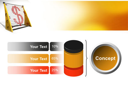 Abacus PowerPoint Template Slide 11