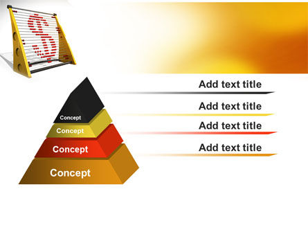 Abacus PowerPoint Template Slide 12
