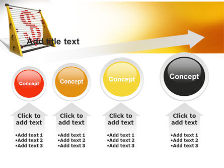 Abacus PowerPoint Template Slide 13