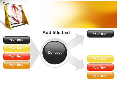 Abacus PowerPoint Template Slide 14