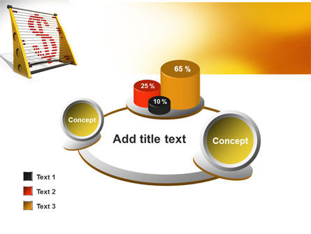 Abacus PowerPoint Template Slide 16