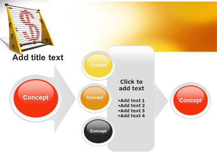 Abacus PowerPoint Template Slide 17
