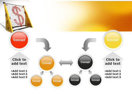 Abacus PowerPoint Template Slide 19