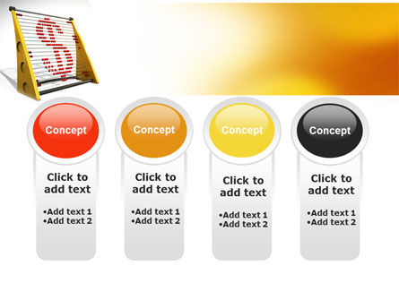 Abacus PowerPoint Template Slide 5