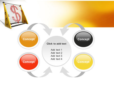 Abacus PowerPoint Template Slide 6