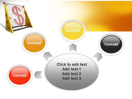 Abacus PowerPoint Template Slide 7