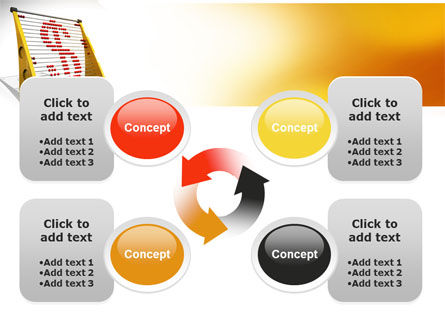 Abacus PowerPoint Template Slide 9