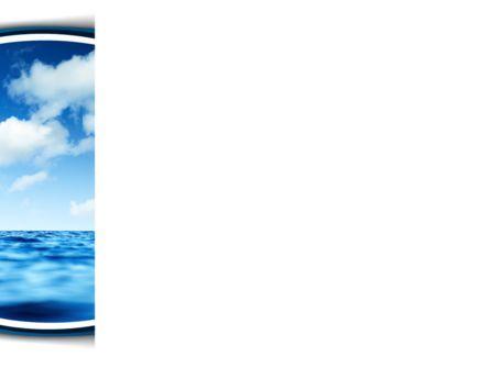 Sea PowerPoint Template, Slide 3, 09450, Nature & Environment — PoweredTemplate.com