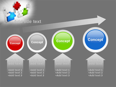 Completing The Puzzle PowerPoint Template Slide 13