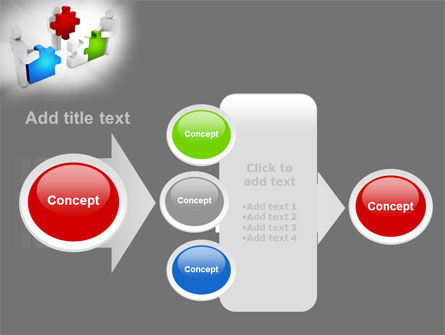 Completing The Puzzle PowerPoint Template Slide 17
