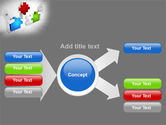 Completing The Puzzle PowerPoint Template#14