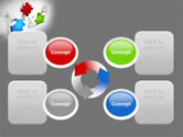 Completing The Puzzle PowerPoint Template#9