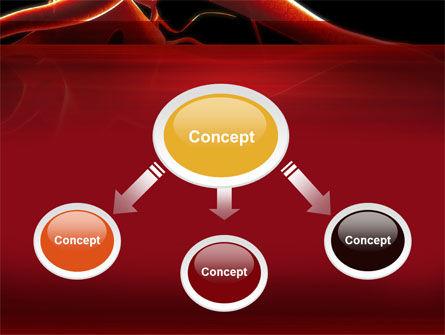Nervous System PowerPoint Template, Slide 4, 09455, Medical — PoweredTemplate.com