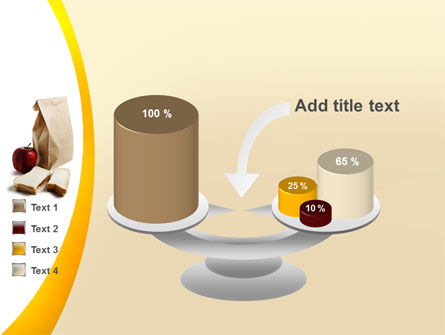 Bag Of Food PowerPoint Template Slide 10