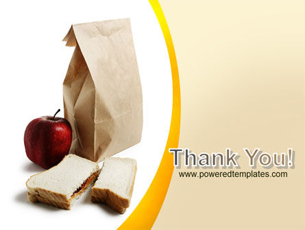 Bag Of Food PowerPoint Template Slide 20