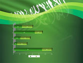 The Green Banner Of The Prophet Muhammad PowerPoint Template#11