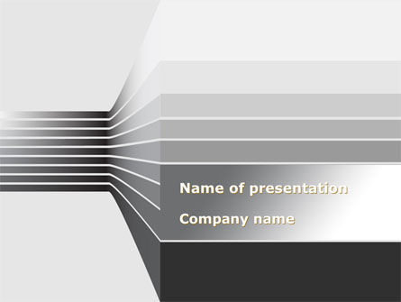 Components PowerPoint Template, 09463, Consulting — PoweredTemplate.com