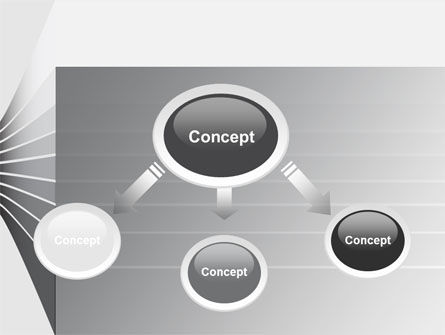 Components PowerPoint Template, Slide 4, 09463, Consulting — PoweredTemplate.com