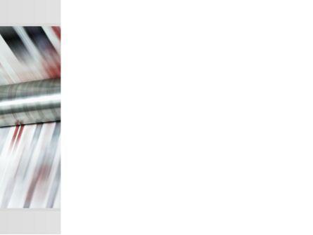 Printing House PowerPoint Template, Slide 3, 09465, Careers/Industry — PoweredTemplate.com