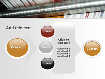Printing House PowerPoint Template Slide 17