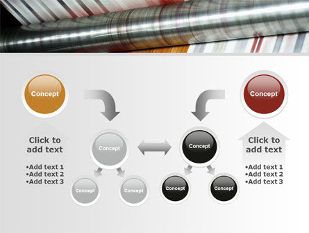 Printing House PowerPoint Template Slide 19