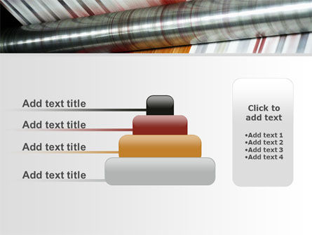 Printing House PowerPoint Template Slide 8