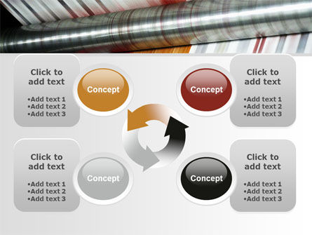 Printing House PowerPoint Template Slide 9
