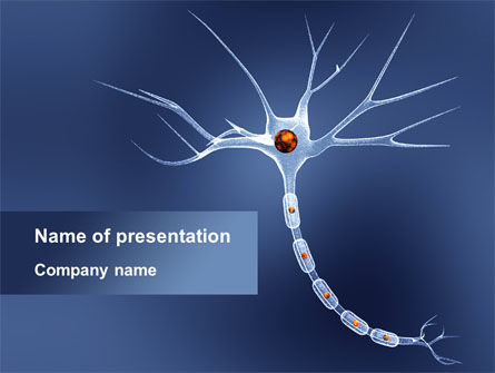 Medical: Blood Coagulation PowerPoint Template #09468
