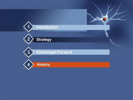 Blood Coagulation PowerPoint Template, Slide 3, 09468, Medical — PoweredTemplate.com