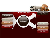 Cargo Delivery Service PowerPoint Template#14