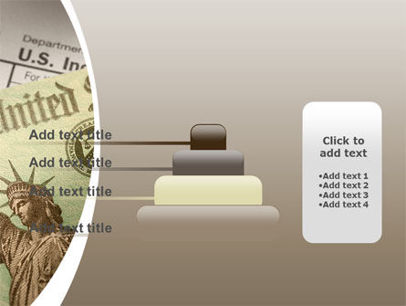 Individual Income Taxes Return PowerPoint Template Slide 8